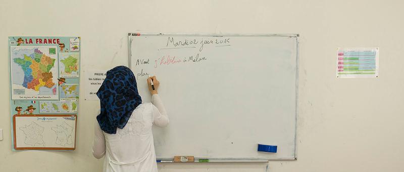 Atelier de Français Langue Etrangère