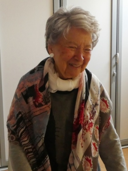 Louise Le Picard bénévole